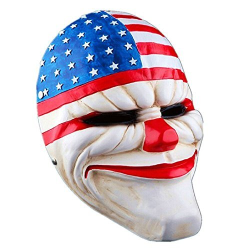 Aggressive Free Shipping Game Mask Iron Man Mask Cosplay Party Costume Bb Gun Toys Fancy Dress Light Up Beautiful In Colour Lamp Holder Converters Lighting Accessories